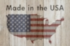 All of our products are proudly made in the USA
