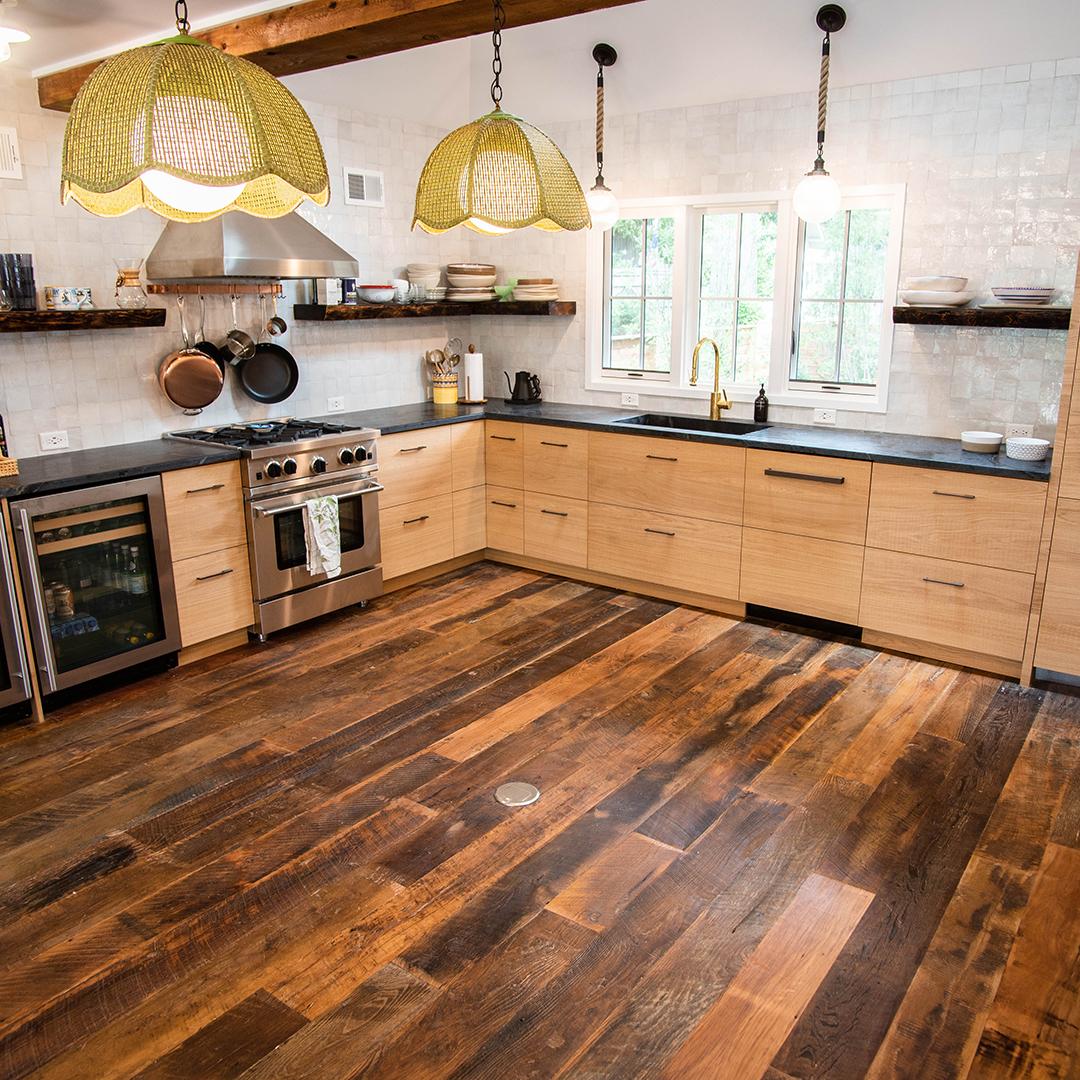 Harvest Reclaimed Floors