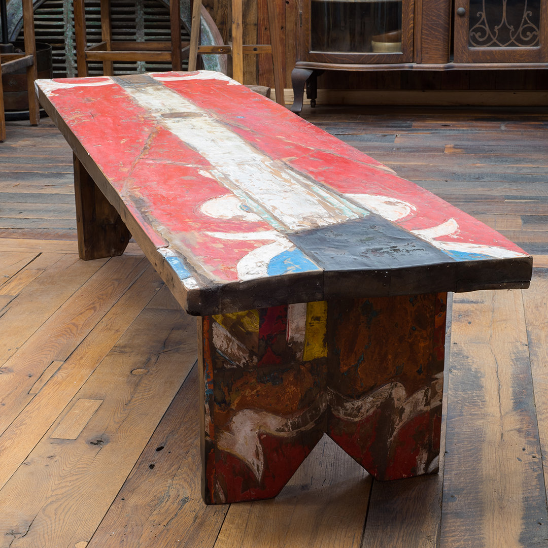 Dec 19 - Perfect for benches, bar tops, or even wall art, our reclaimed Indonesian Bowboards are 25% off!