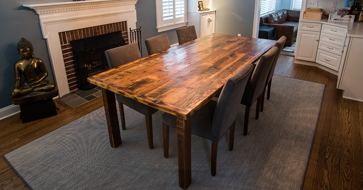 Custom Tables -