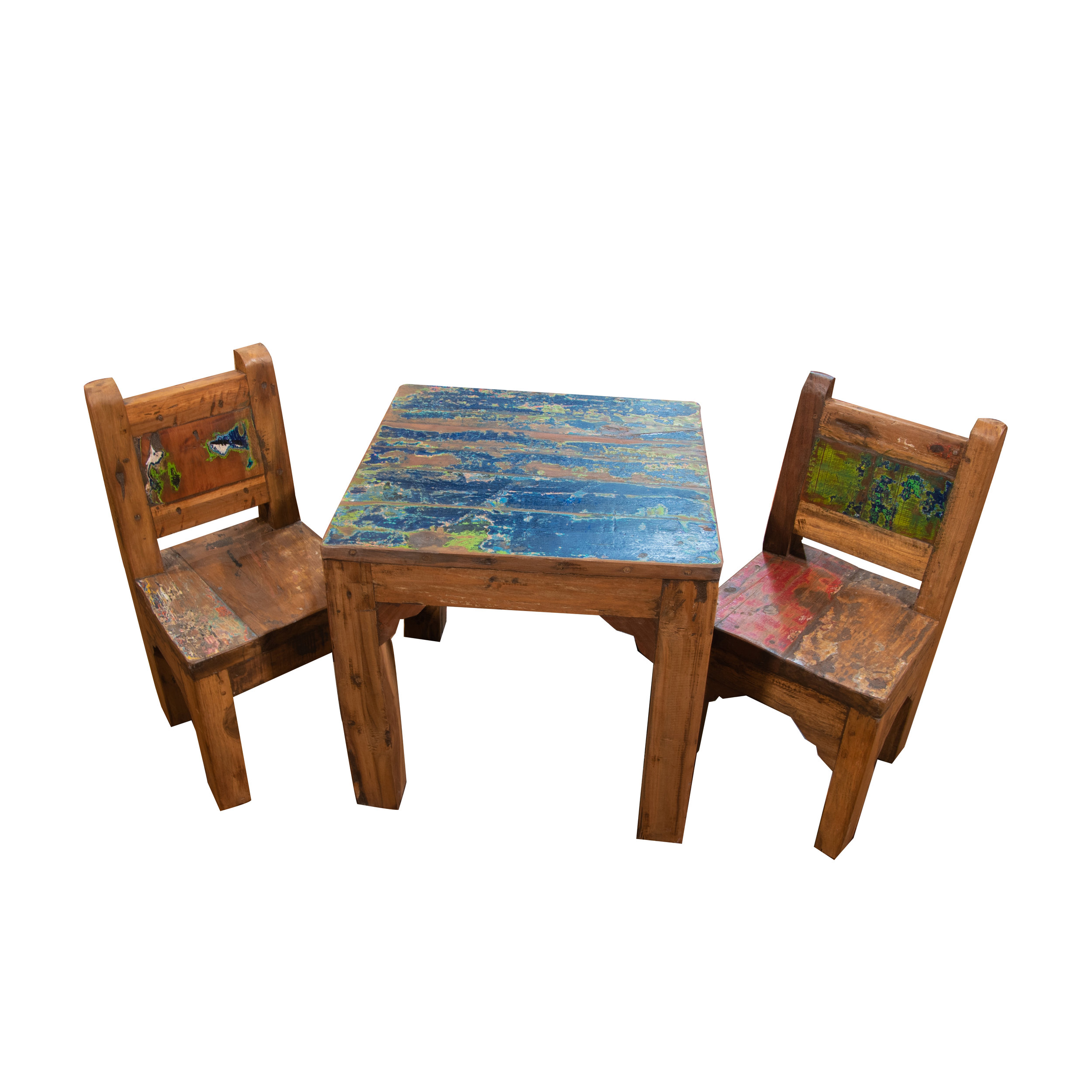 Kids Coastal Collection Table Set