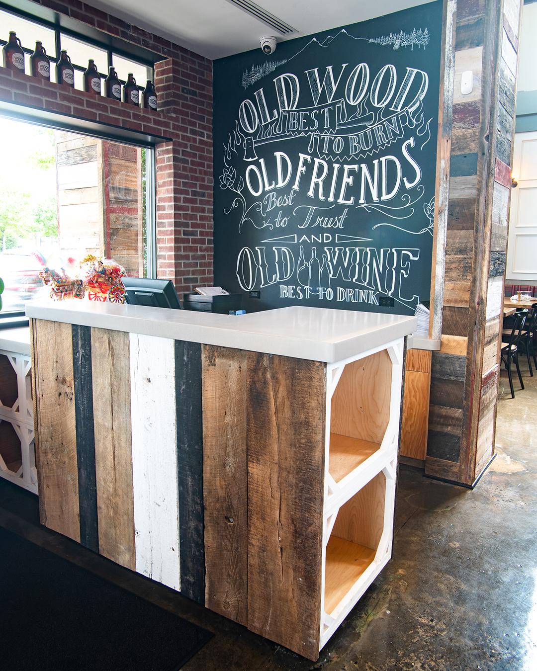 Wood Stack Pizza + Kitchen - Metuchen