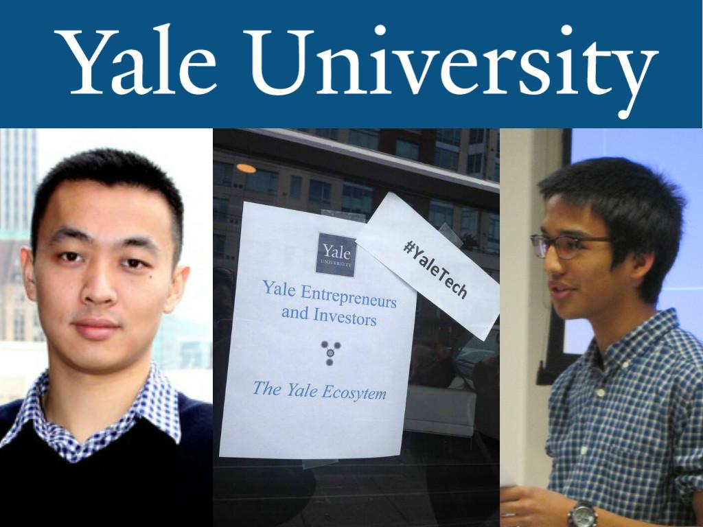 YaleTech Founder, PaperG Founder/CEO: Victor Wong, Mentor, TeenTechGLOBAL Advisor