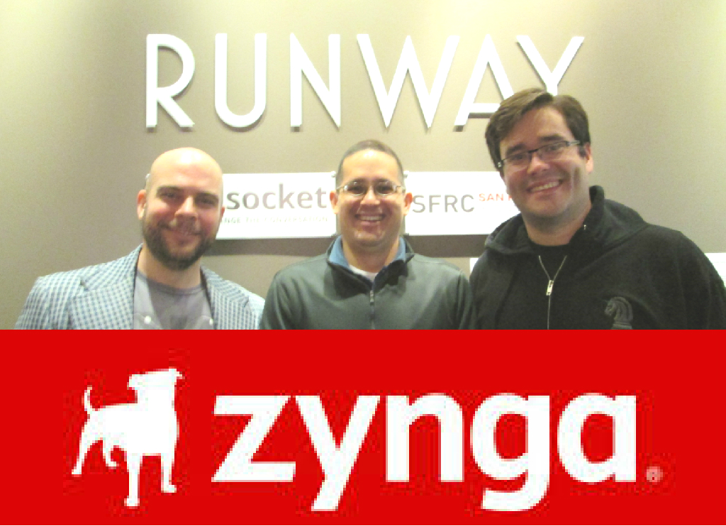 Zynga & EA Software Engineers: Ben Gregorski and Team, Workshop Leaders