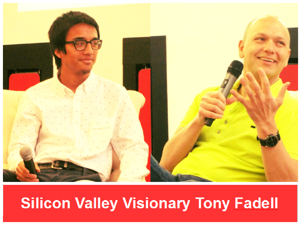 Apple iPod Inventor, Nest CEO, Google SVP: Tony Fadell, Keynote Conversation