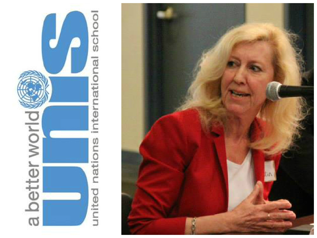 United Nations International School, Executive Director: Jane Camblin, Mentor, Founding Global Partner