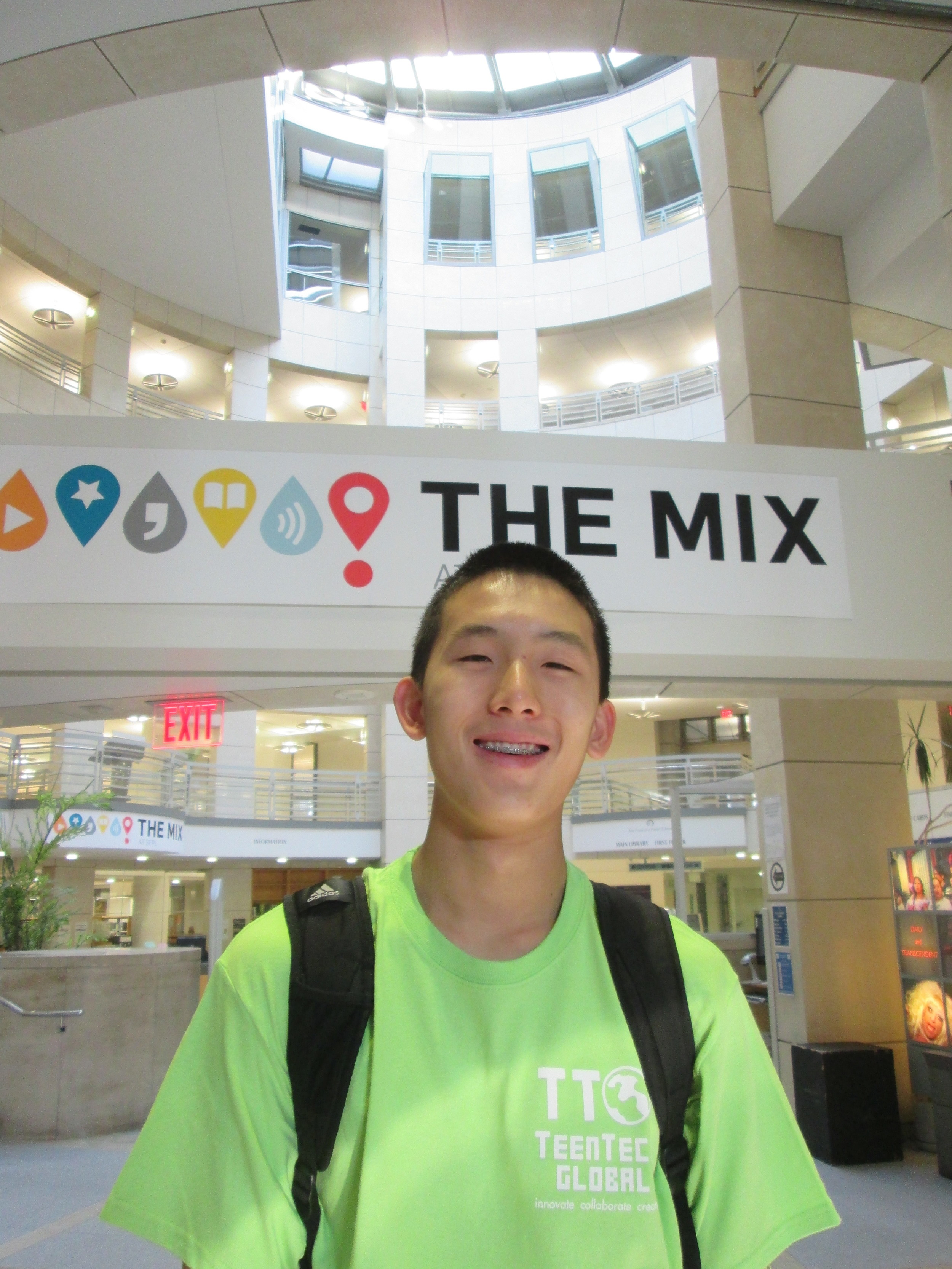 TTSF Leader Alex @TheMixatSFPL