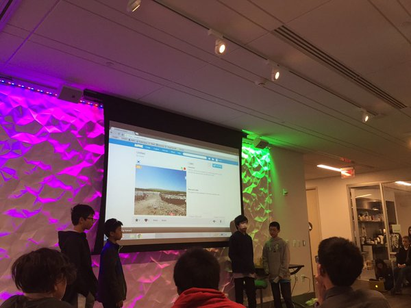 Team Flying Squirrelz: Solving community problem of waste and litter with a fun video game