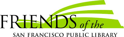 Thanks to our generous sponsors at the Friends of the San Francisco Public Library