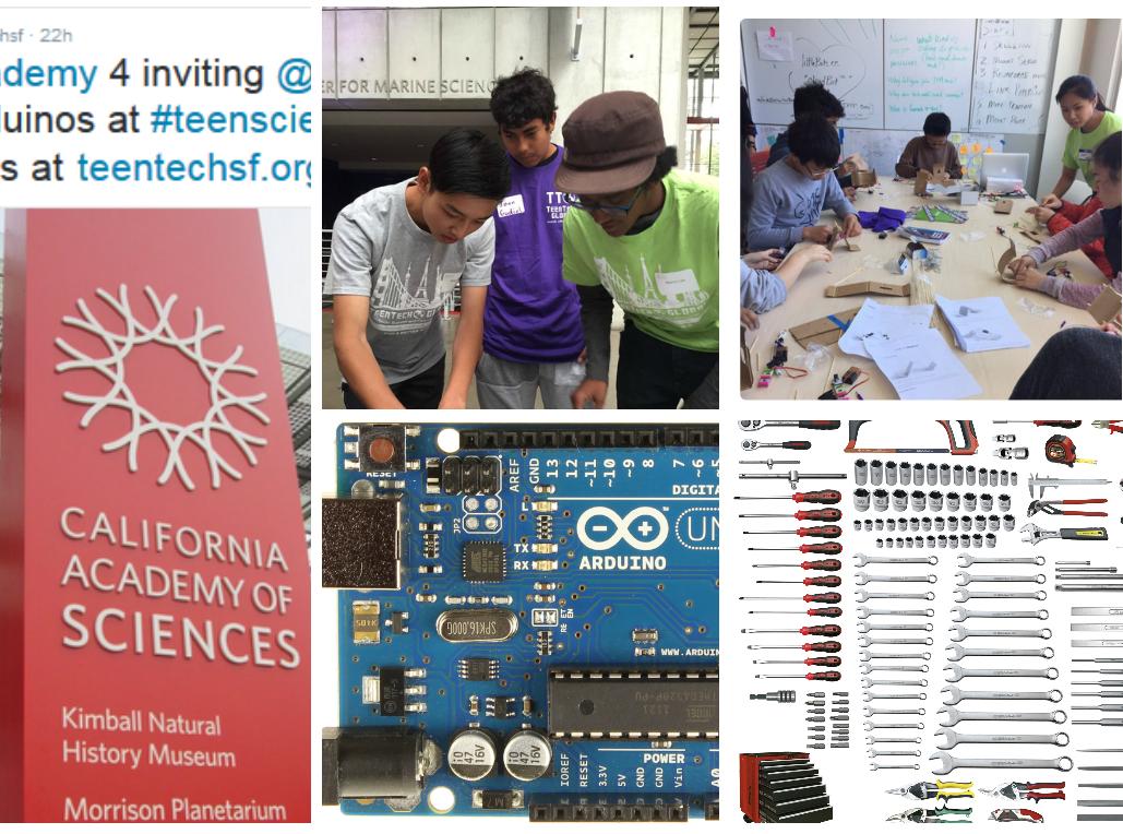 TTSF STEM Workshops