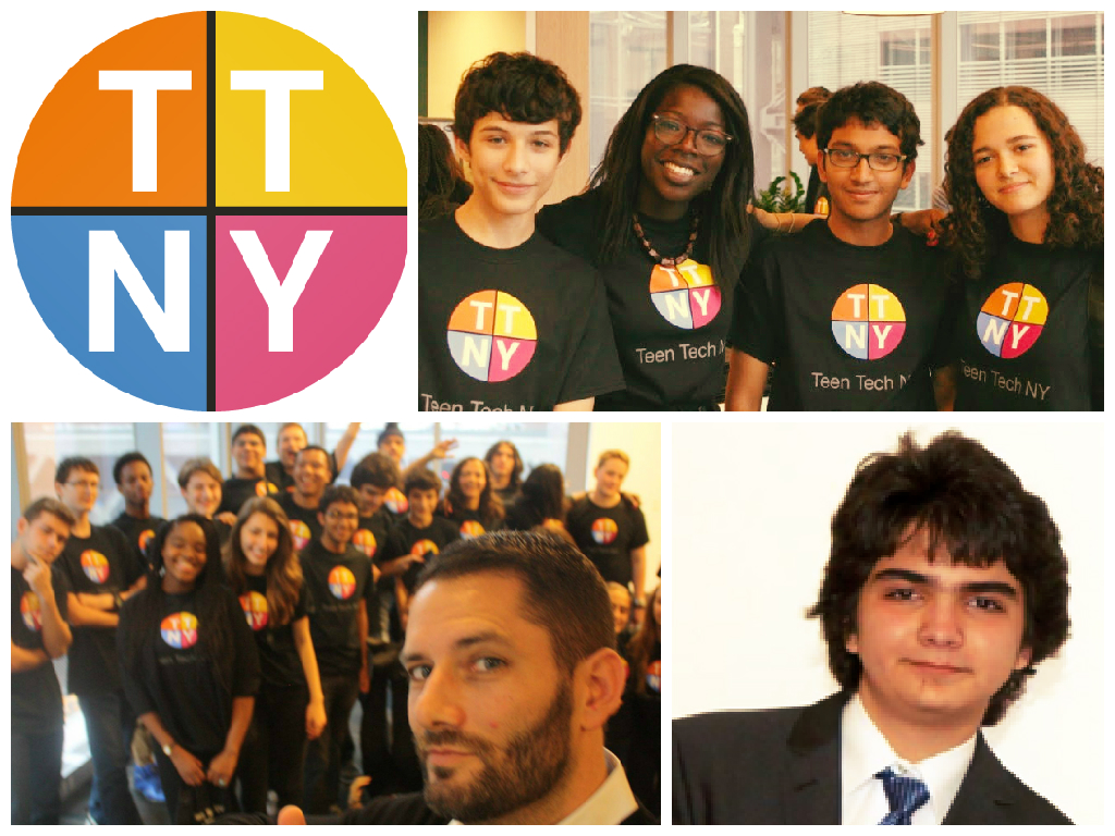 TeenTechNY: NEW YORK