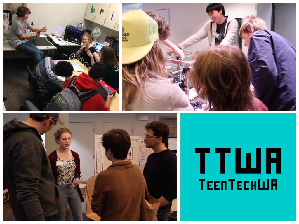 TeenTechWA: SEATTLE