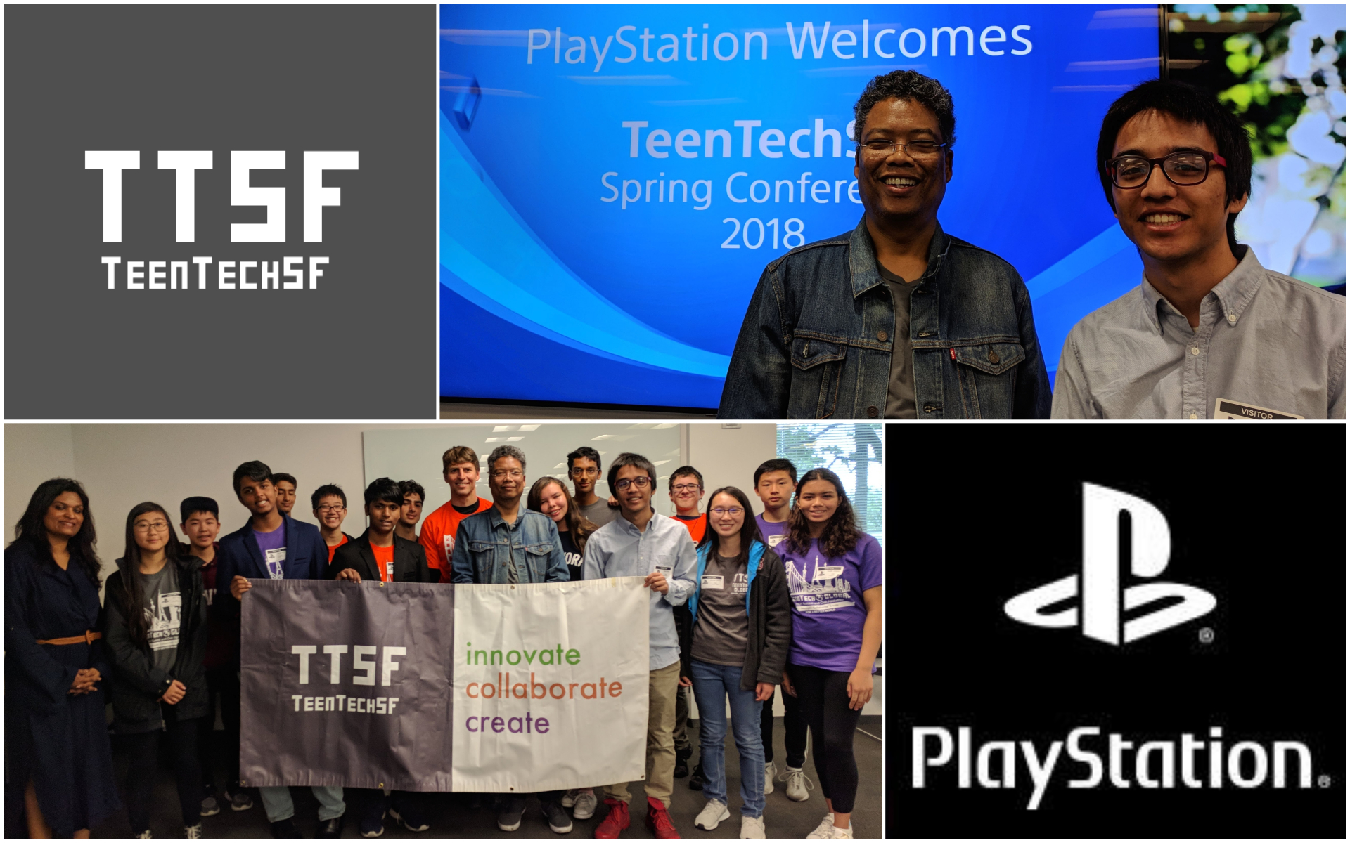 TeenTechSF@PlayStation