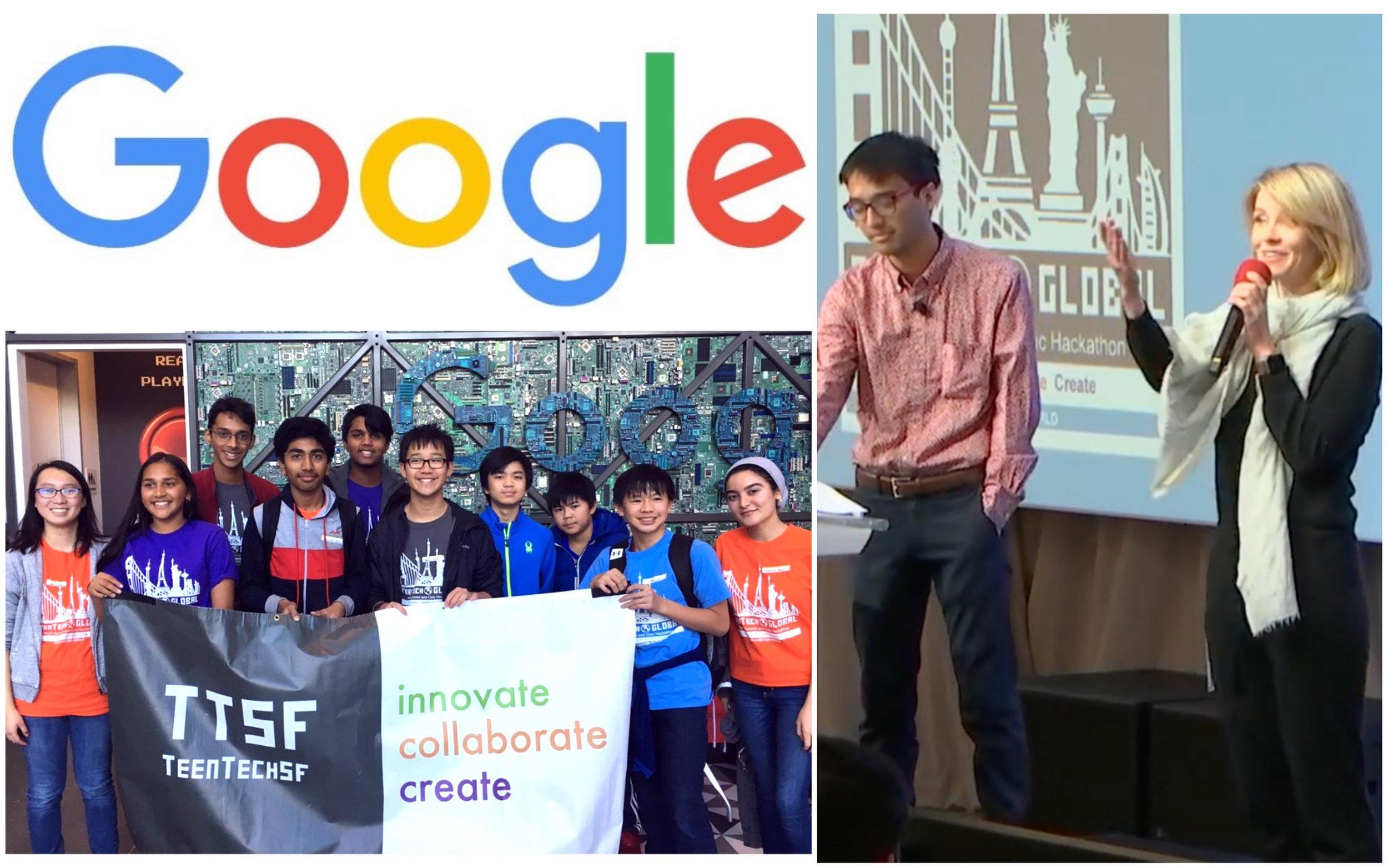 Google Youth Summit
