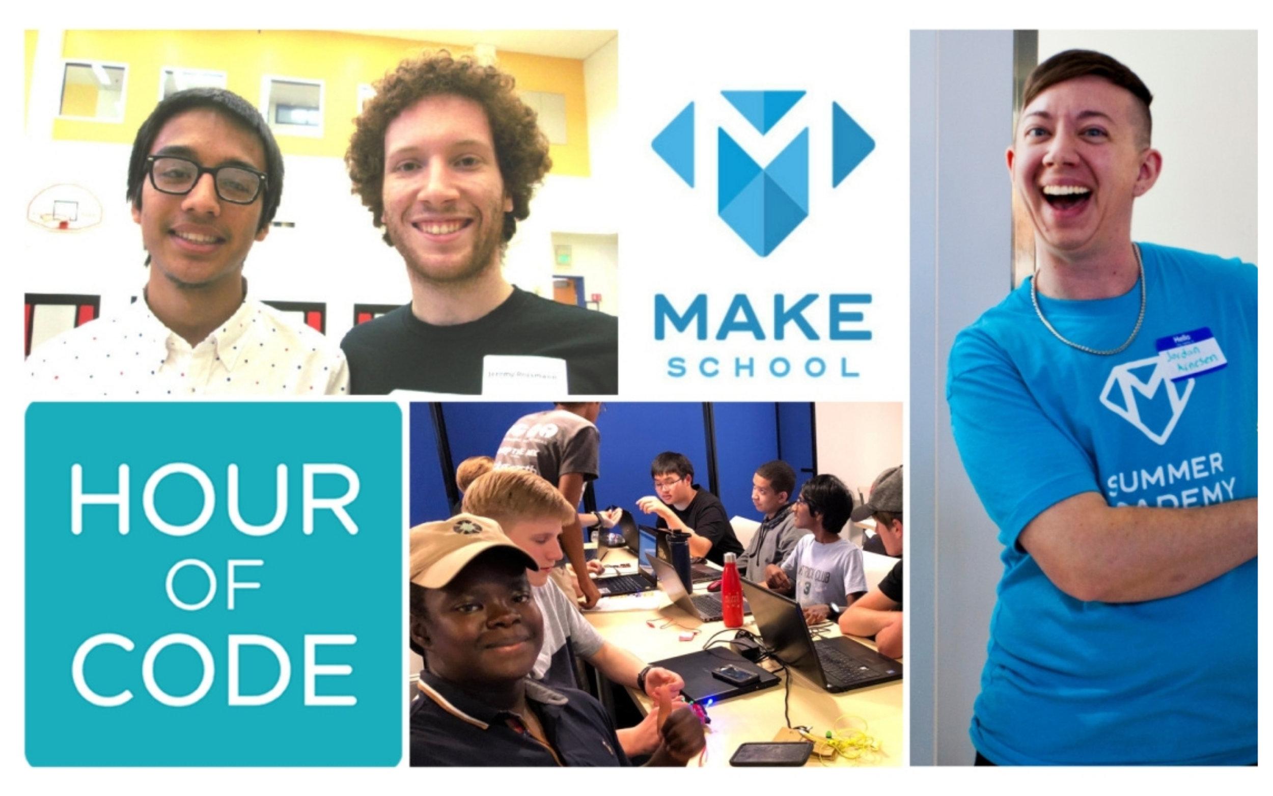 MakeSchool Hackathon