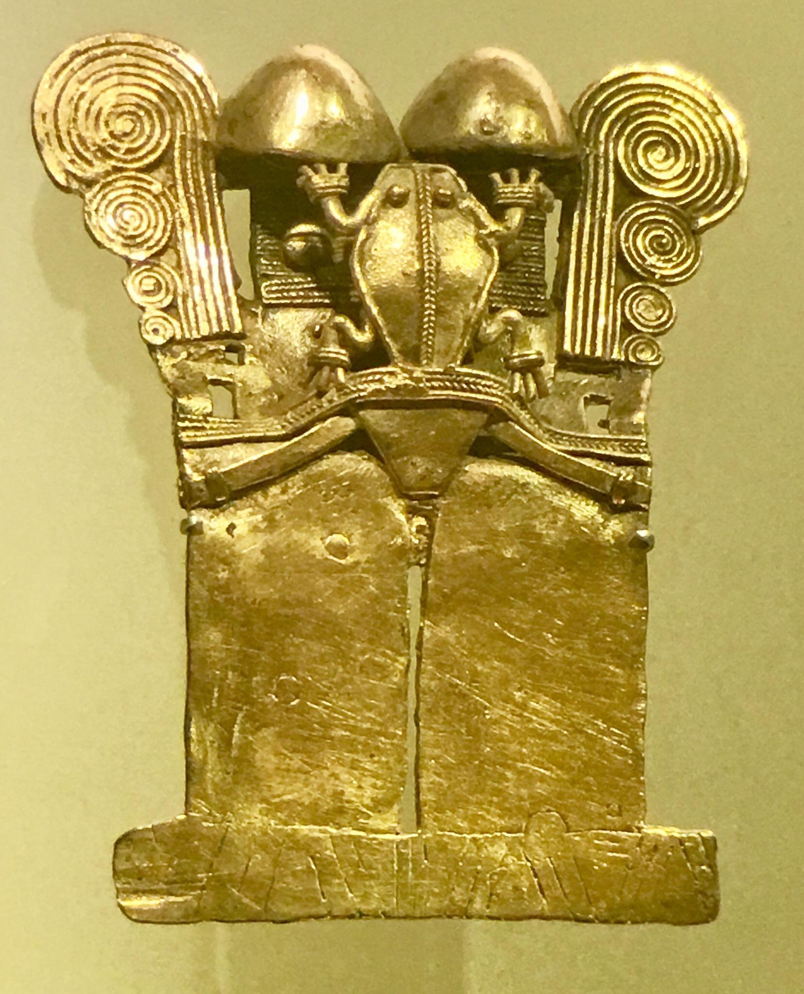 Museo del Oro in Bogota, Colombia.