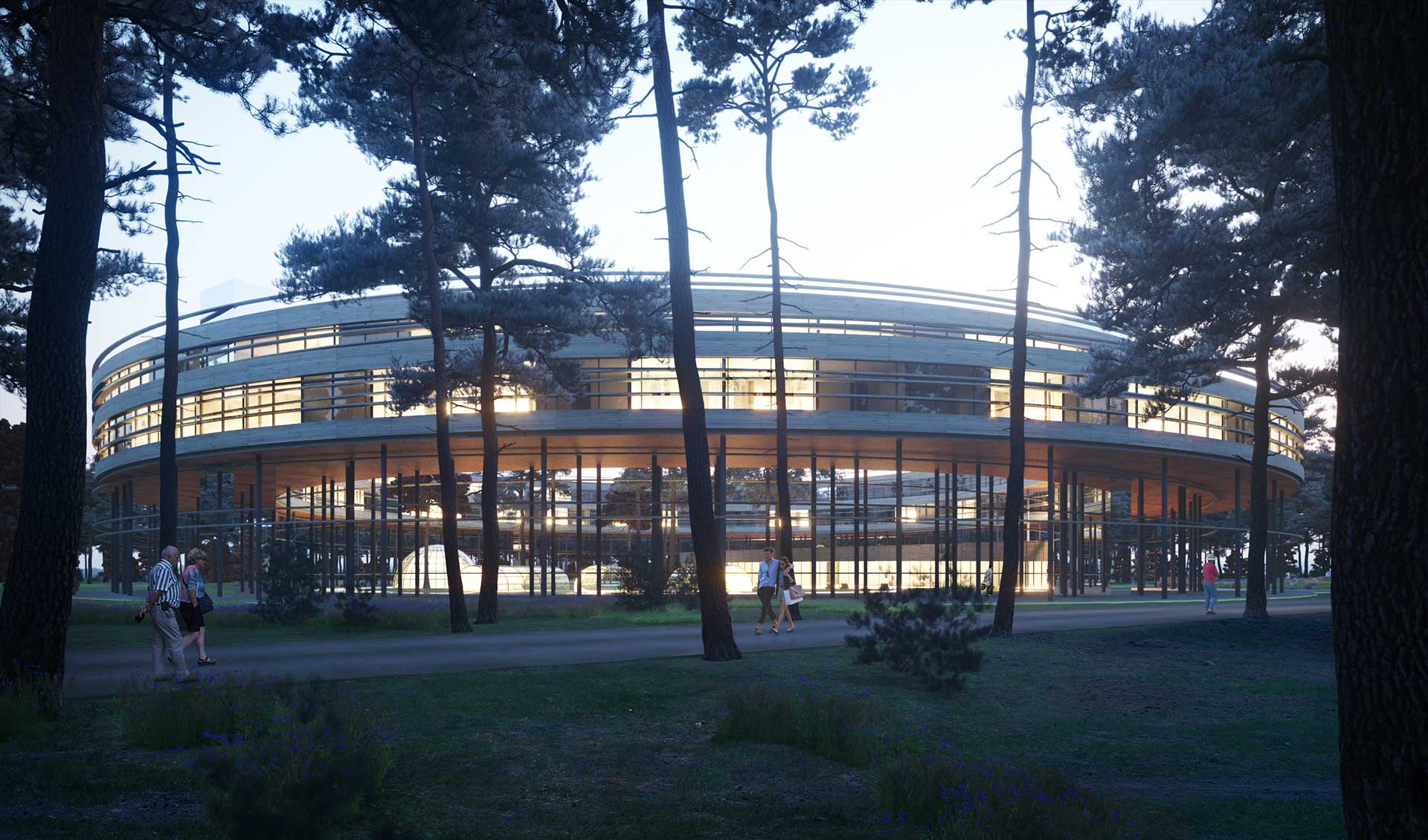 SPA, Curonian Spit