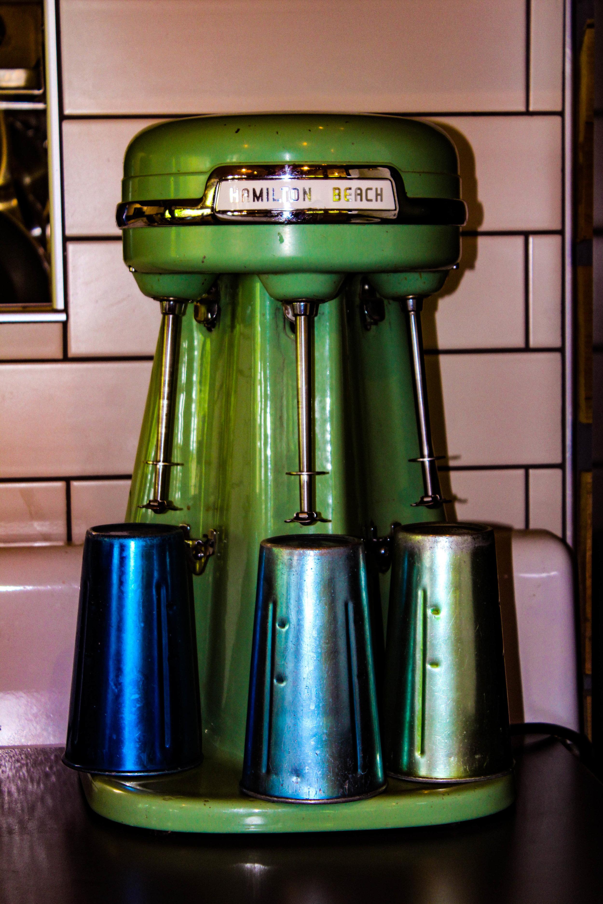 Vintage 1957 Hamilton Beach Milk Shake Maker