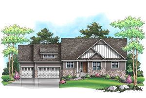 BIRCHWOOD   3,473 Finished Sq Ft 4 Bedroom 2.5 Baths