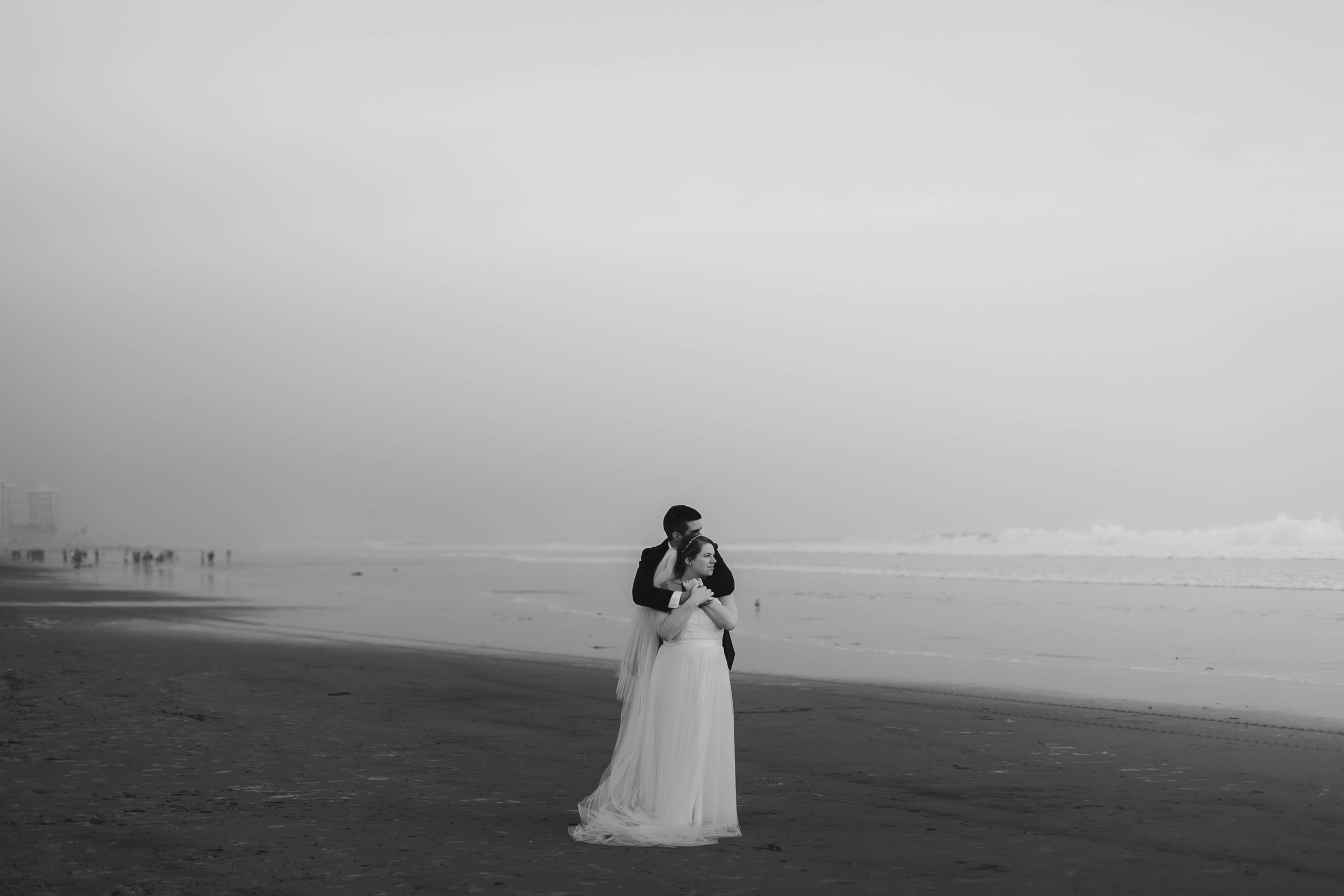 Intimate Coronado Wedding
