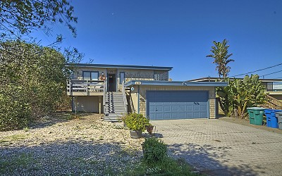 Charming Home with Ocean & Morro Rock Views
