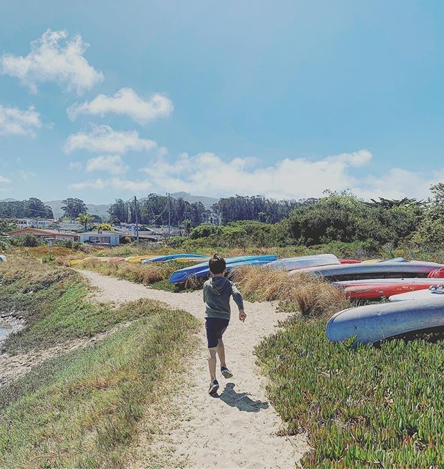 The weather is gorgeous this time of year on the Central Coast of California. Why not plan a family road trip & visit charming Los Osos   Baywood? There's so much to do here! https://www.visitlosososbaywood.com/ #CaliforniaRoadTrip #VisitLosOsosBaywood #WildlyRelaxing photo: @go.slo.with.kids