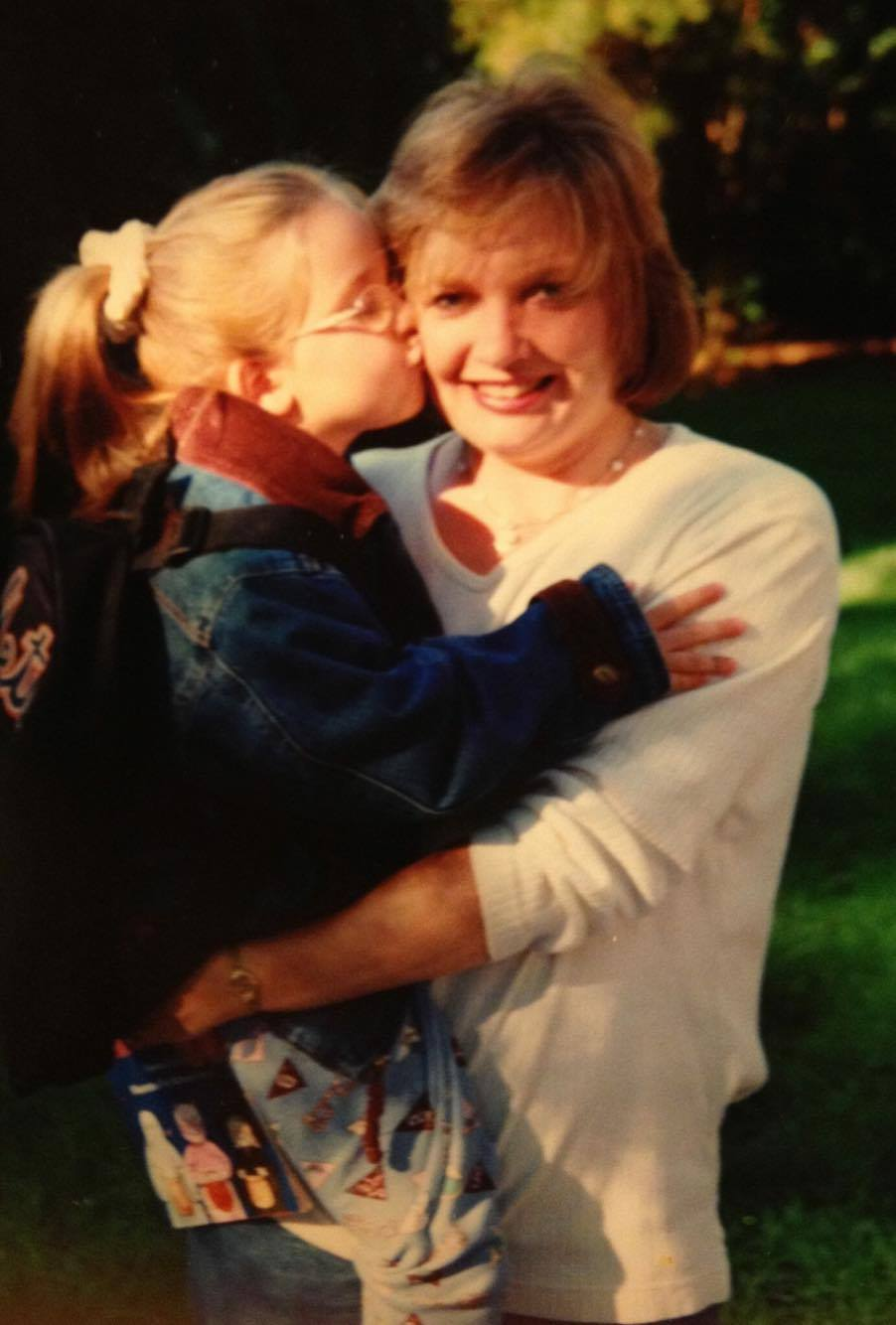 Leah Noreman with her mom, Lori Lee