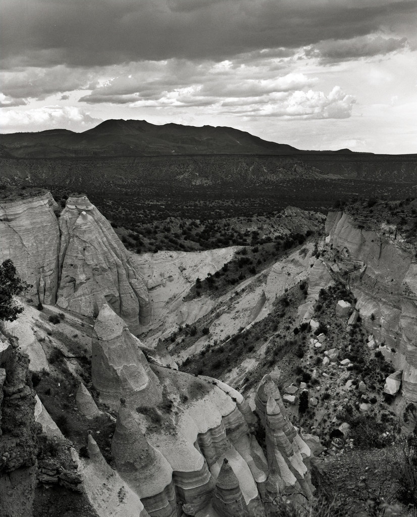 Kasha-Katuwe Tent rocks outside Santa Fe, NM on Cochiti Pueblo/BLM lands.