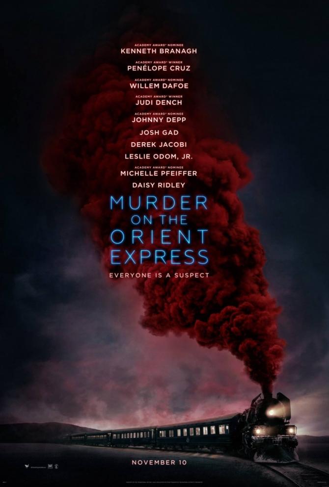 murder on the orient express film 2017