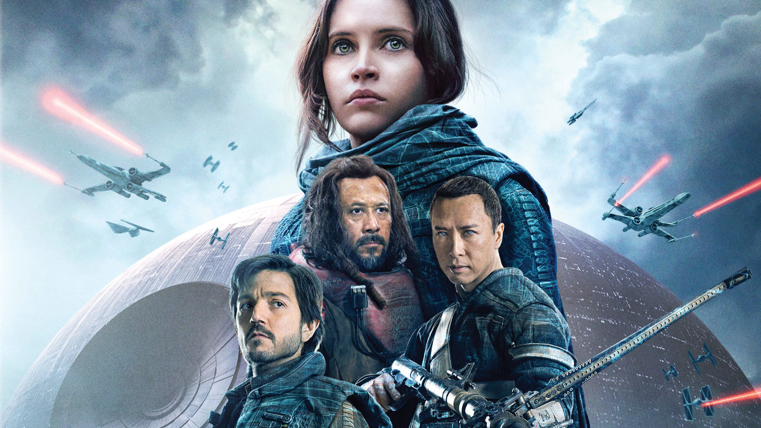 Rogue One a Star Wars Story on Sky Cinema this August