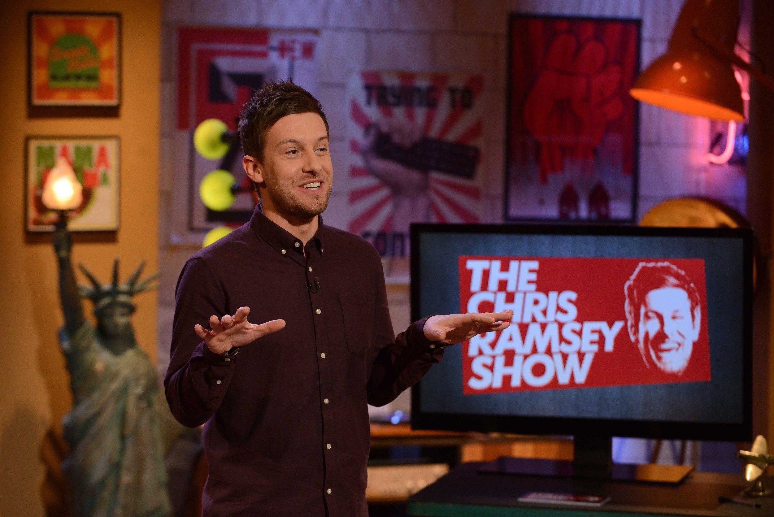 The Chris Ramsey Show 2018