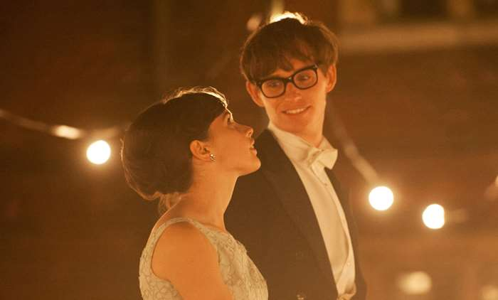 itv3 will screen The Theory of Everything this Sunday.