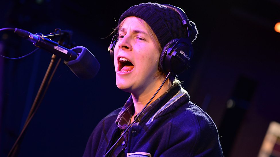 Tom Odell at the BBC