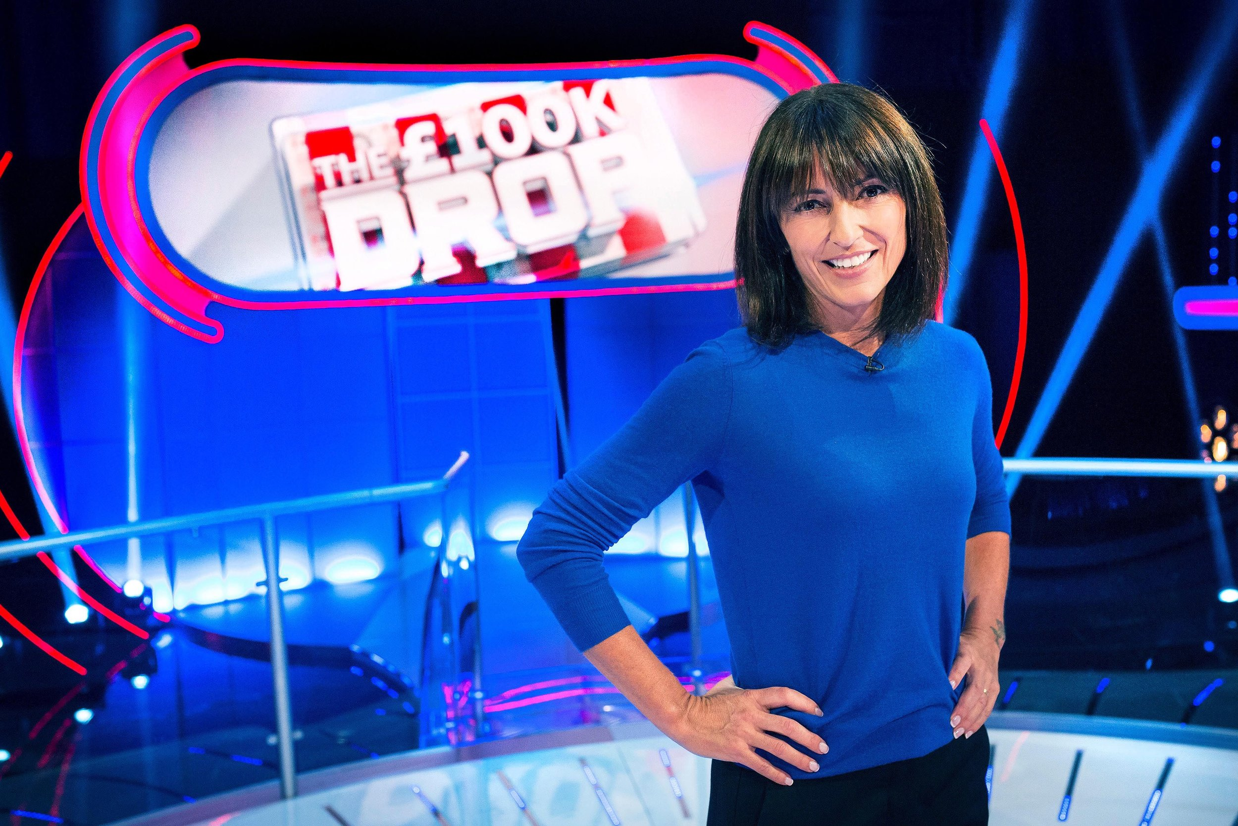 Davina McCall is looking for contestants for The 100k Drop