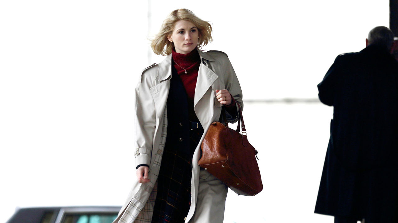 Jodie Whittaker in The Assets