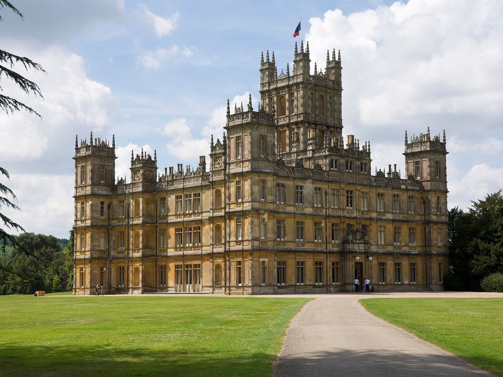 Home of Downton, Highclere Castle
