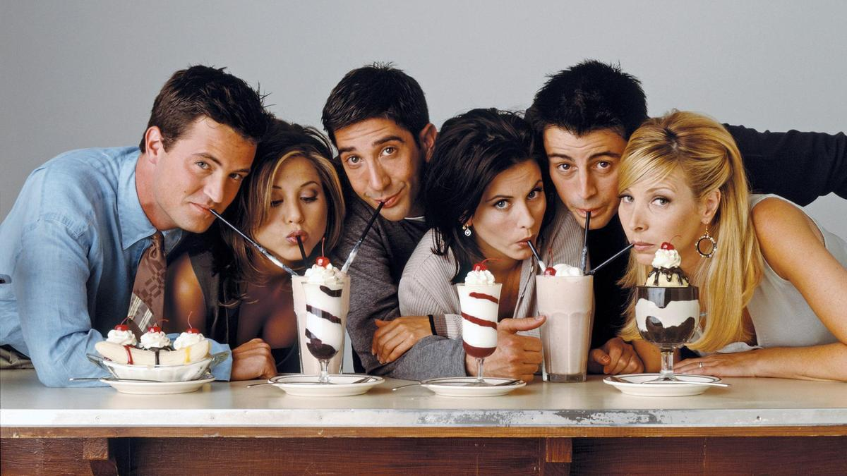 Friends is coming to Channel 5 every weekday.