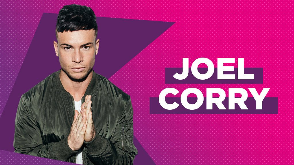 Listen again to Joel Corry via the KISS Kube app.
