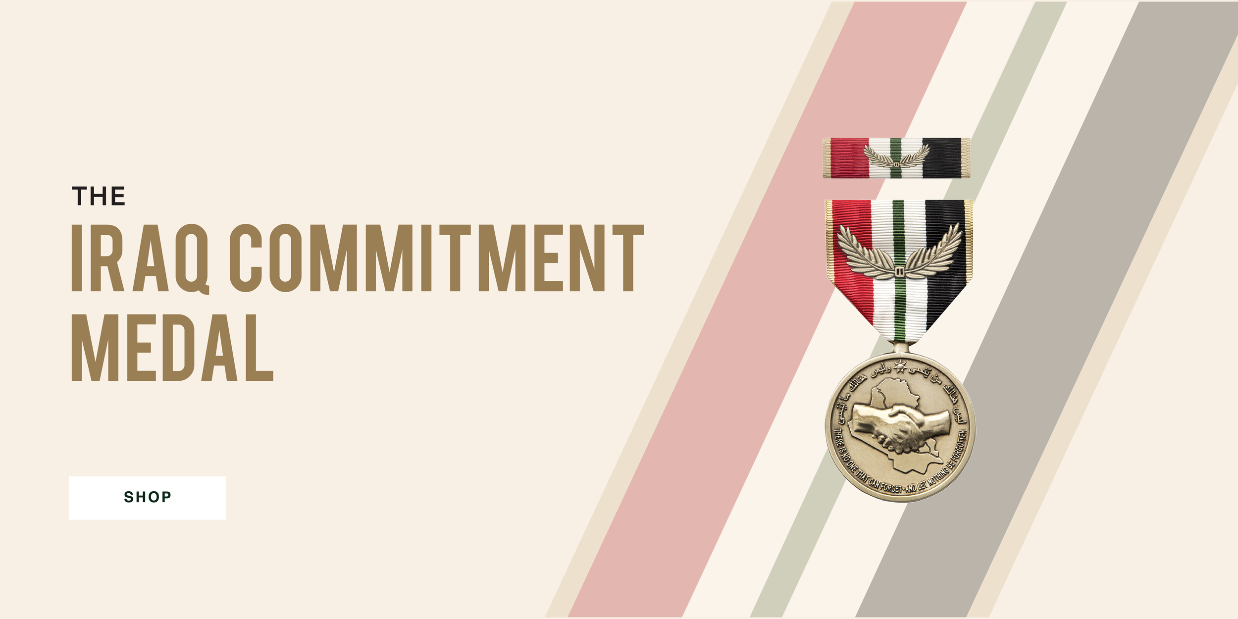 Iraq Commitment Medal