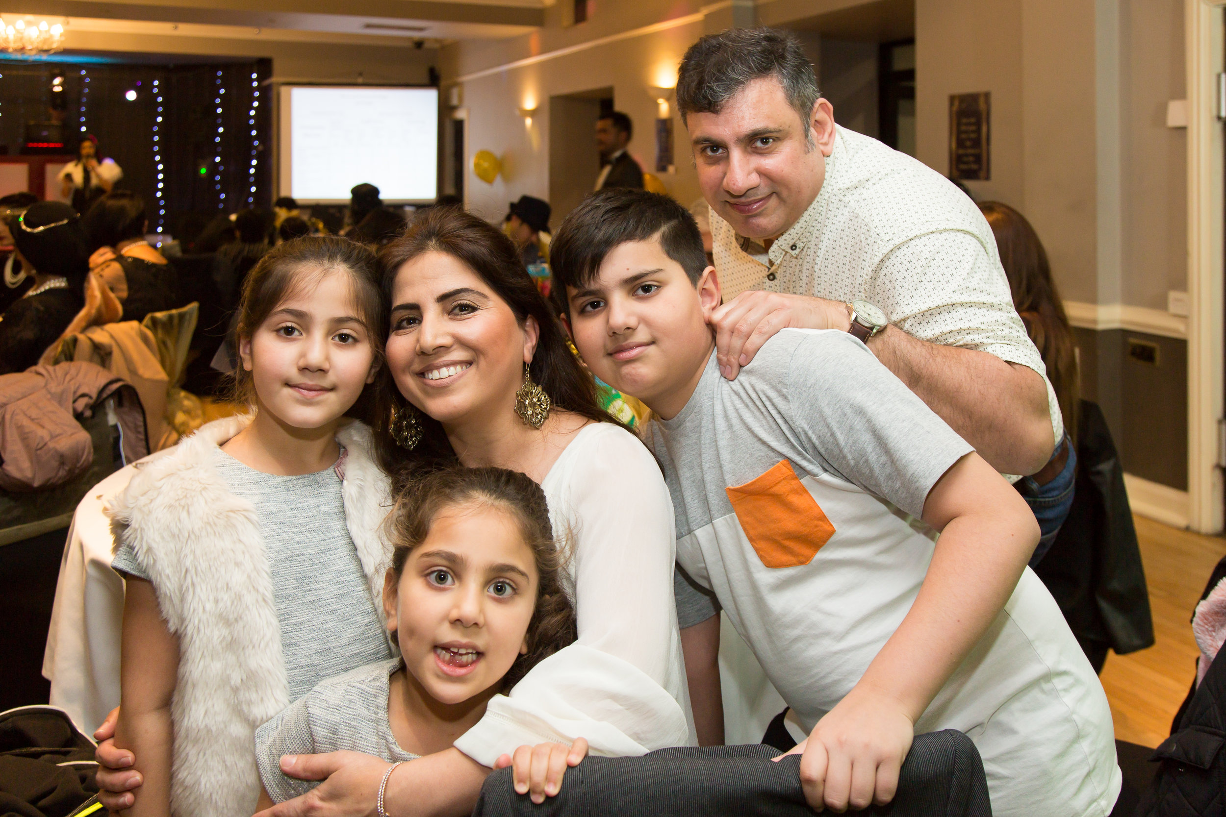 Shaan's 18th Birthday party
