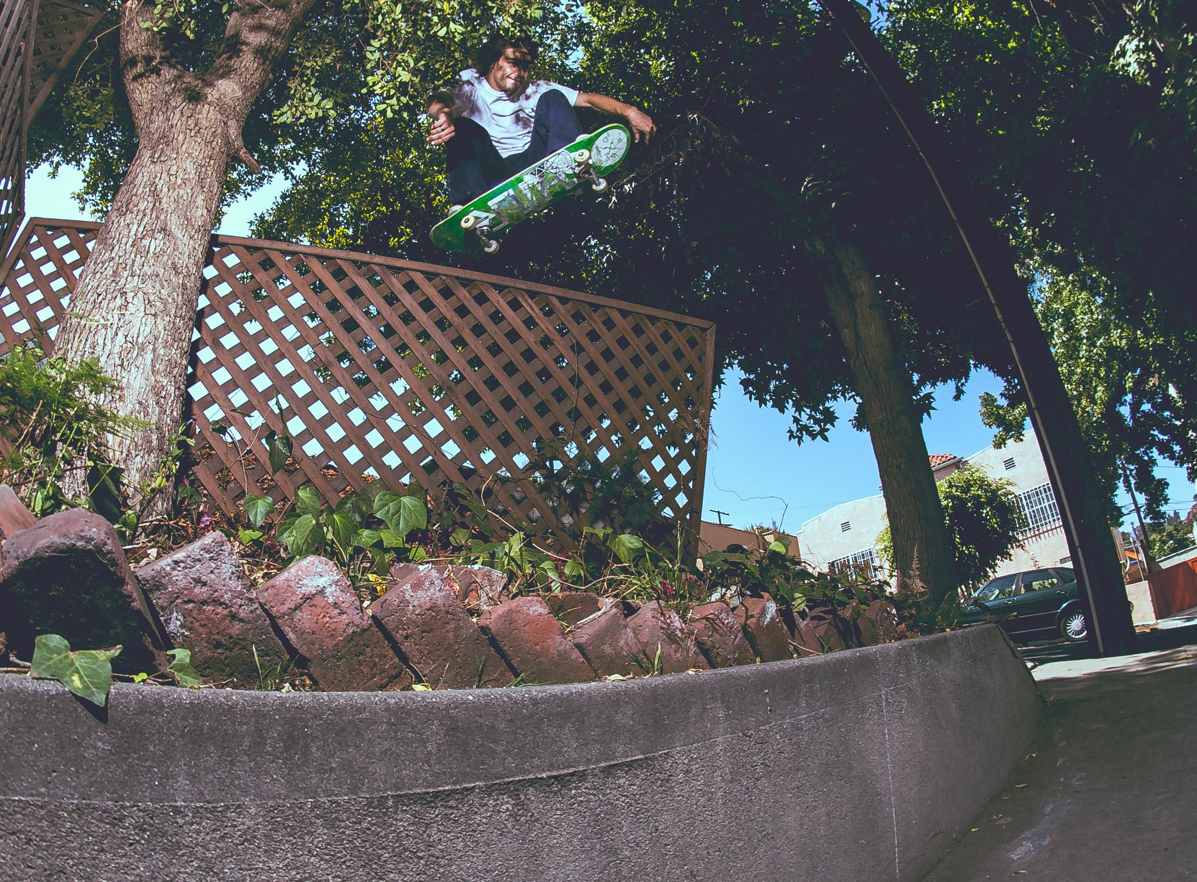 Zack Krull - Ollie
