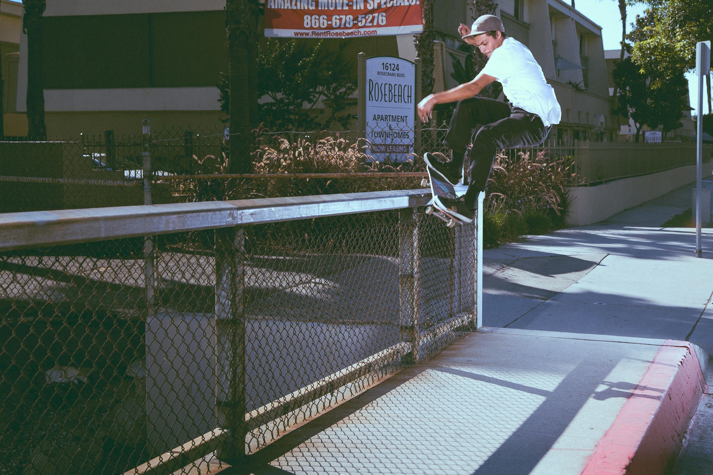 Ryan Townley - Smith Grind