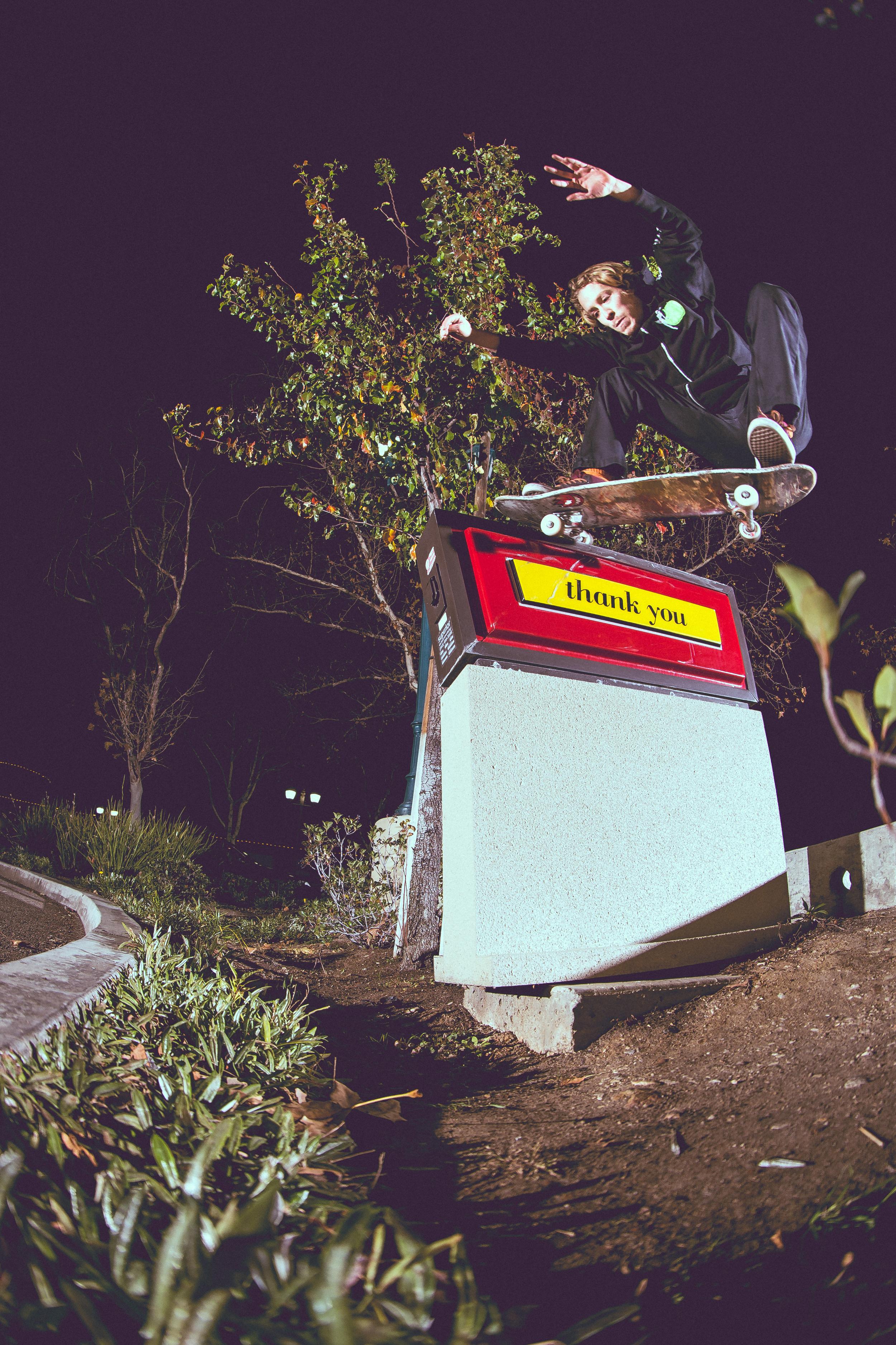 Zach Casas - Crooked Grind
