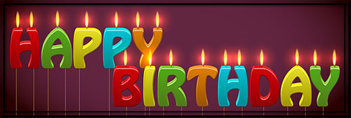 """""""Happy, happy birthday! Have a great one, full of luck, great moments and people you care about the most. I wish you a lot of smile and good vibrations, so that you can successfully go through every day in your life. Keep doing what makes you happy, stay with those who make you happy too.""""-Anonymous"""