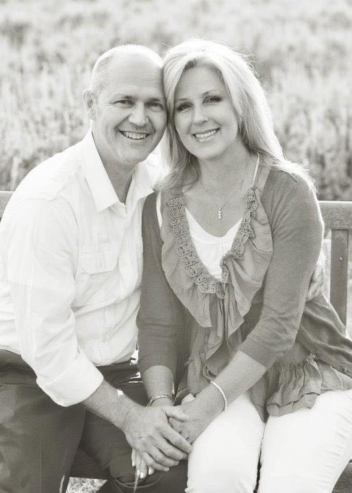 Mike and Tammy BW 2012.jpg