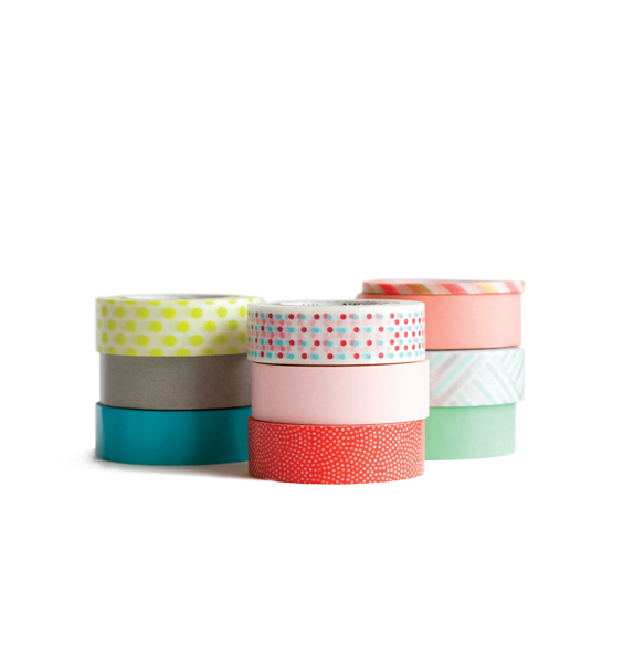 Washi Tape for Art Prints