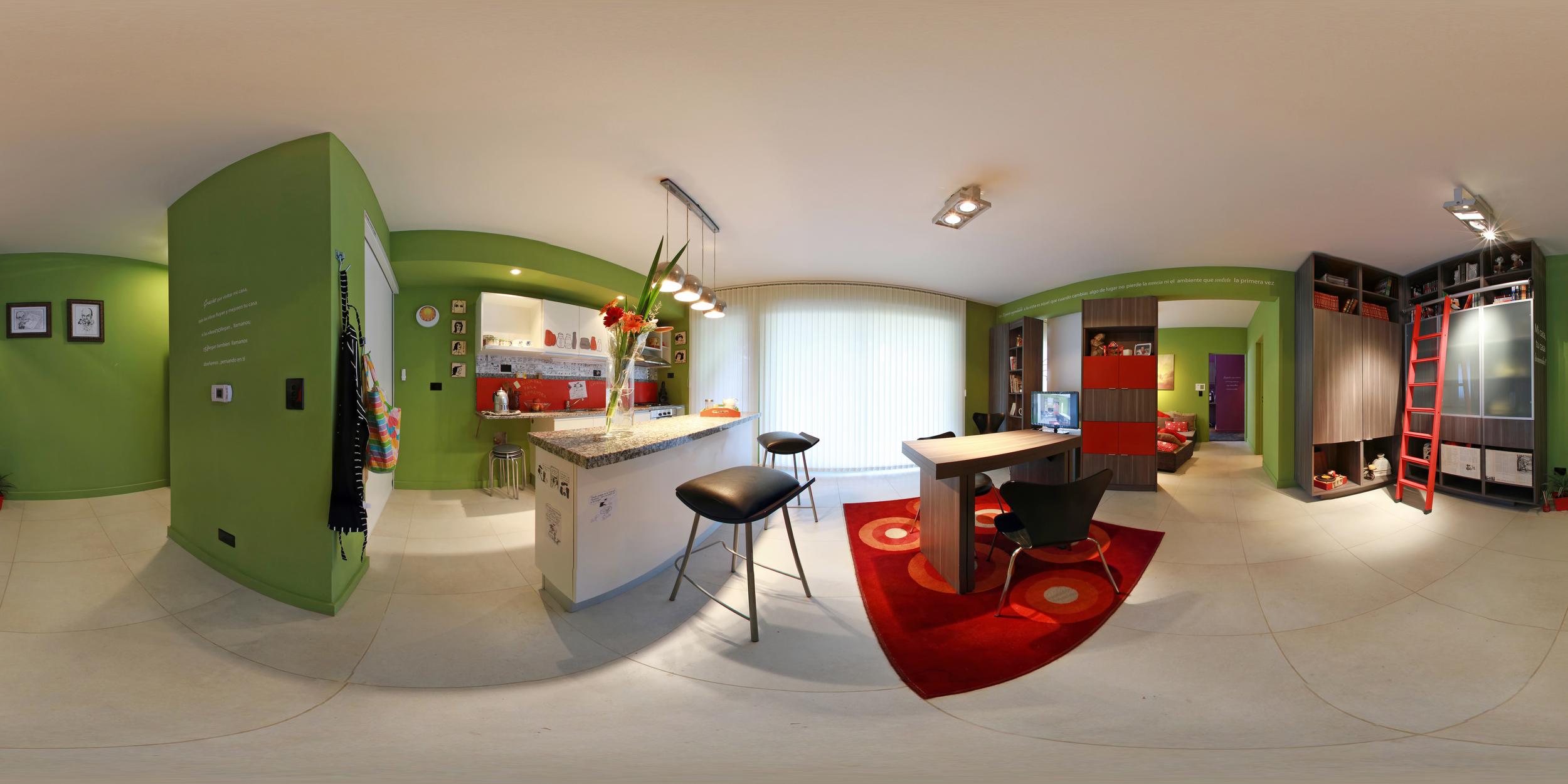 Use of Color Award , Estilo Pilar 2012 (Argentina)