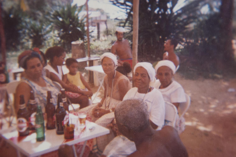 Cerveja após a festa de Babá