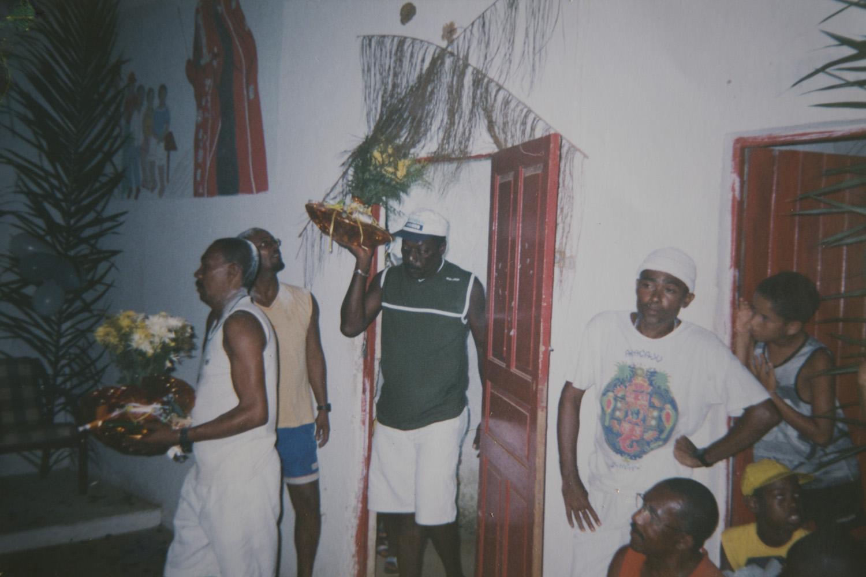 Festa no Agboulá