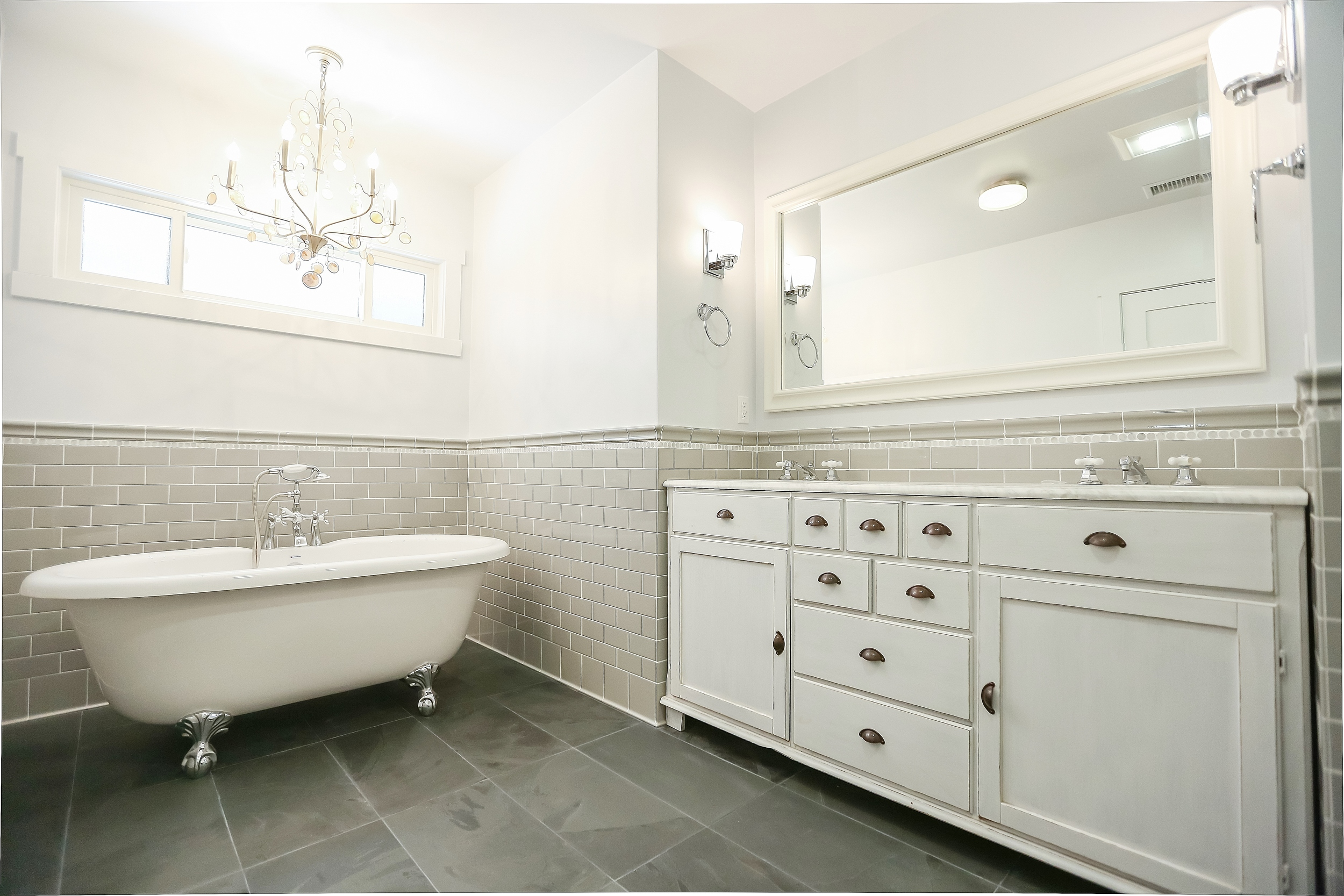 CANYON CREST - BATHROOM & KITCHEN REMODEL